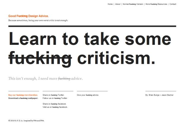 goodfuckingdesignadvice_takecriticism